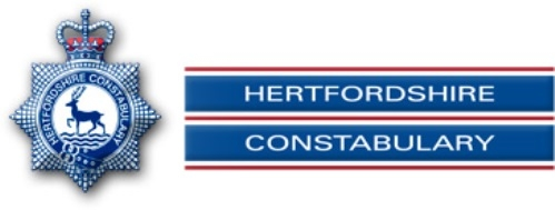 Hertfordshire Police ------------ MOST WANTED
