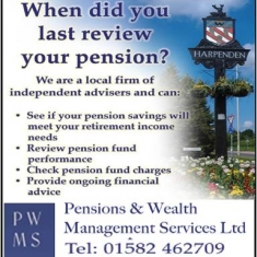 Pensions and Wealth Management