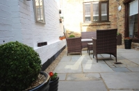 Harpenden House Serviced Apartments - Courtyard Garden