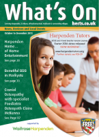 What's On Herts - OCTOBER - DECEMBER 2015