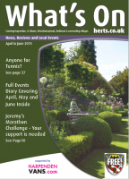 What's On Herts - APRIL - JUNE 15 - https://issuu.com/corporate1/docs/final_what_s_on_booklet_april_2015_