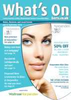 What's On Herts - July - Sept 2016 - https://issuu.com/corporate1/docs/what_s_on_july_2016_online_book