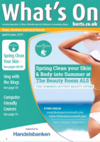 What's On Herts April 2017
