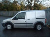 VANS150 - Ford Transit Connect - <br />Combining a huge capacity for hard work with the drive characteristics of a car, new Transit Connect is the definitive small van.
