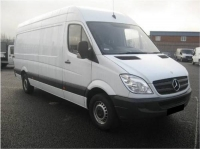 dfryh - Mercedes Sprinter 311 LWB High Roof - <br />The Sprinter name is not just a mark of size and quality, it also represents an obligation to keep on setting new standards.