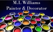 ML WILLIAMS- Painter & Decorator