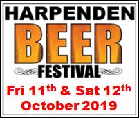 Harpenden Beer Festival 2019