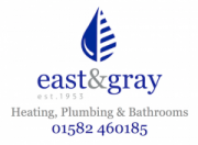 East & Gray – Heating, Plumbing and Bathrooms
