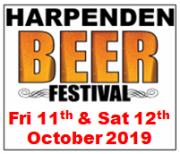 Harpenden Beer Festival 2018